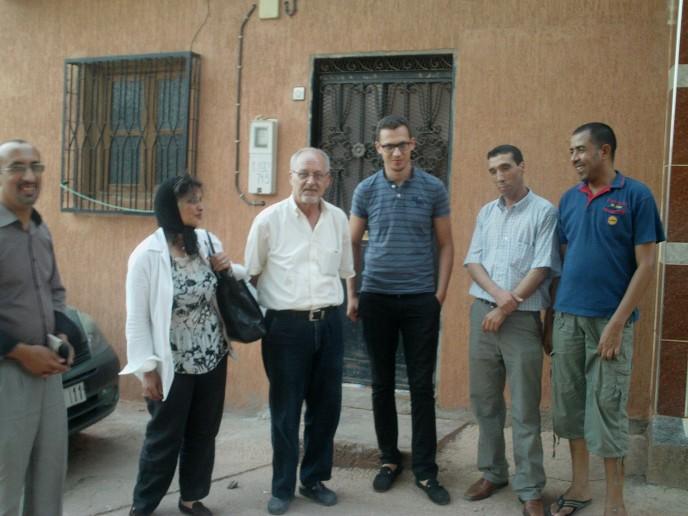association AGIR et Coeur Maroc