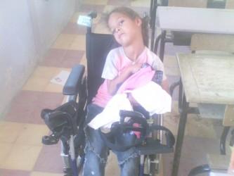 fauteuil roulant Hanane