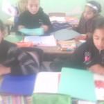 élèves de l'école de Mezguitame1