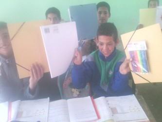 élèves de l'école de Mezguitame2