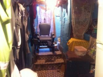 fauteuil roulant pour Mokhtar El kalmili