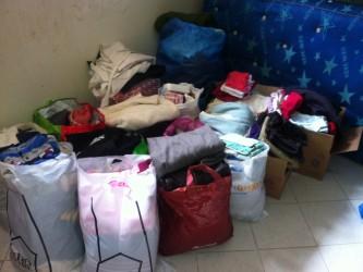 dons vêtements