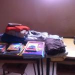 dons livre école Ain Khalouyia