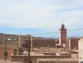 village d'Aghane