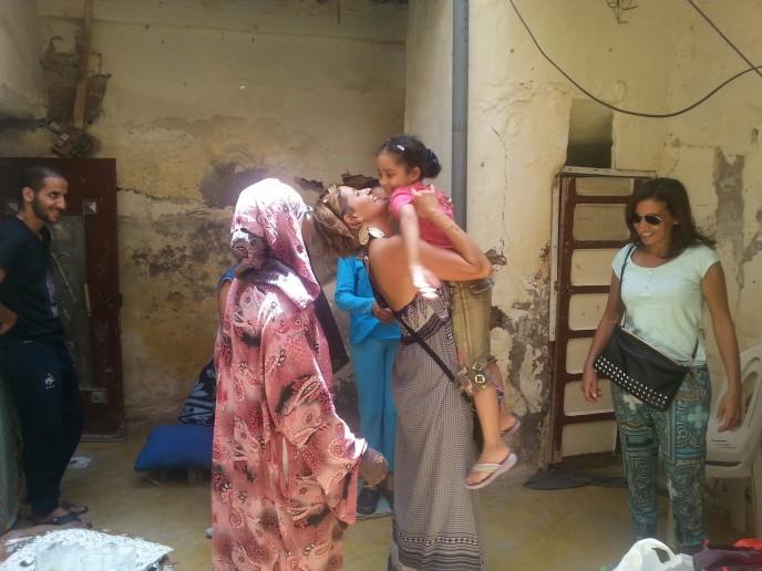 rencontre de filles au maroc lyon