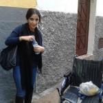 Maryam, une bénévole