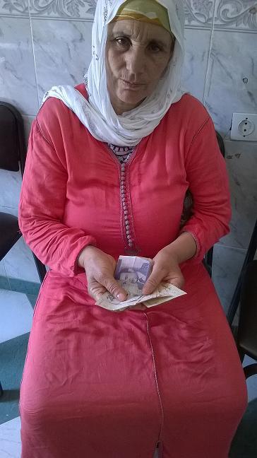 Mme Fatima Aamajou