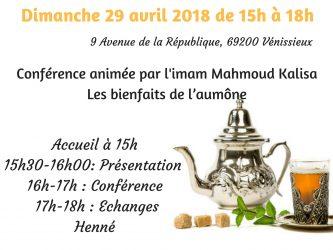 Goûter conférence, par lassociation Coeur Maroc