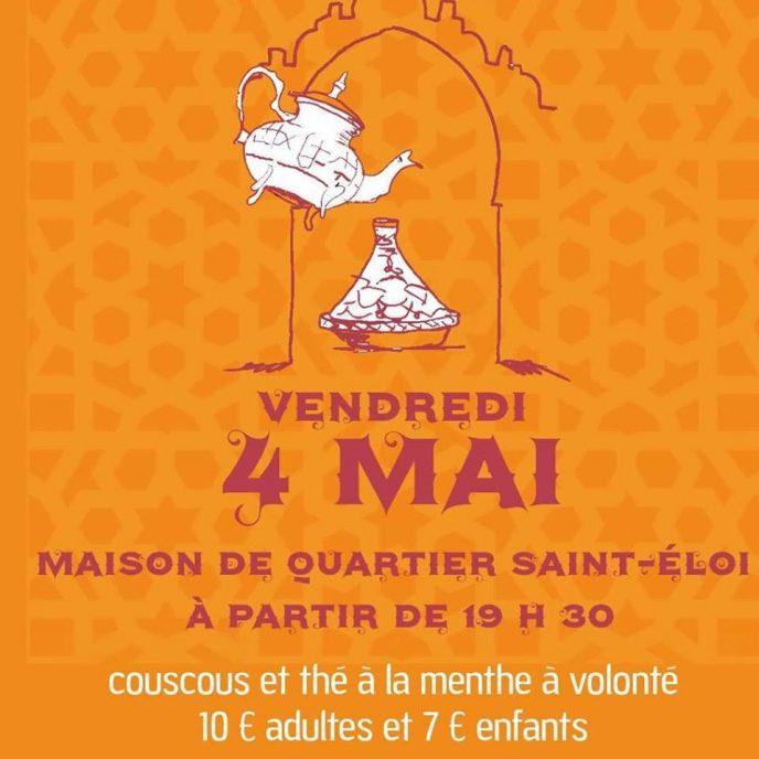 couscous party 4 mai rodez